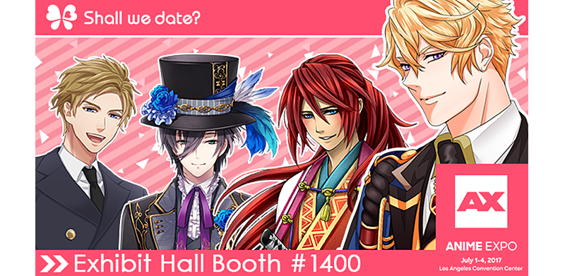 NTT Solmare Comes To Anime Expo 2017 This Year Marks Our Fourth Participation And We Are Back With More Exciting Events Interacting Fans Of Games