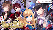 NTT Solmare Releases Shall we date?: Lost Alice+,the Most Exciting New Title Takes You to the World of Wonder!True Love which Lies in Lost Memories.